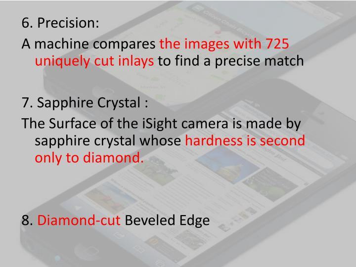 6. Precision: