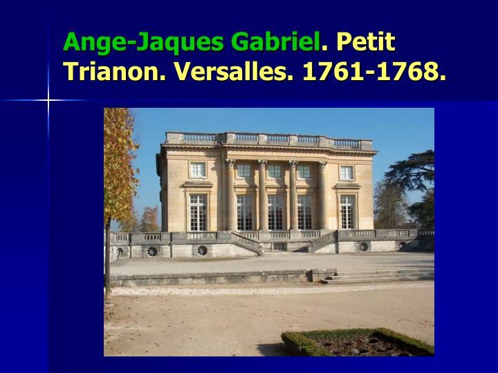 Ange-Jaques Gabriel