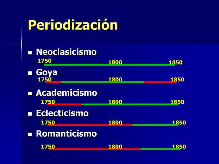 Periodizaci n