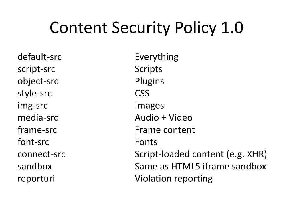 PPT - HTML5 Security Realities PowerPoint Presentation - ID:1766129