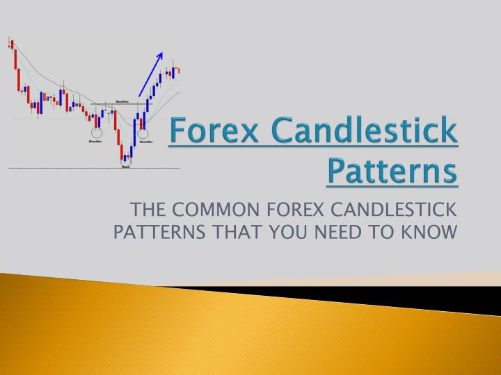 forex candlestick patterns n.