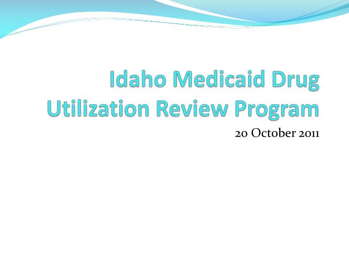 drug utilization review program What are drug utilization reviews (dur) drug utilization reviews (dur), also referred to as drug utilization evaluations (due) or medication utilization evaluations (mue), are defined as an authorized, structured, ongoing review of healthcare provider prescribing, pharmacist dispensing, and patient use of medication durs involve a.