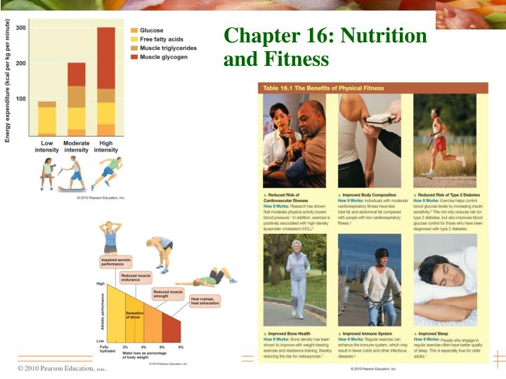 Chapter 16 nutrition and fitness