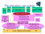 the education care system