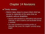 chapter 14 revisions16
