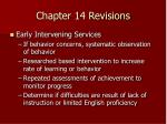 chapter 14 revisions23