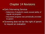 chapter 14 revisions24