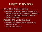 chapter 14 revisions54