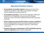 success factors cont1