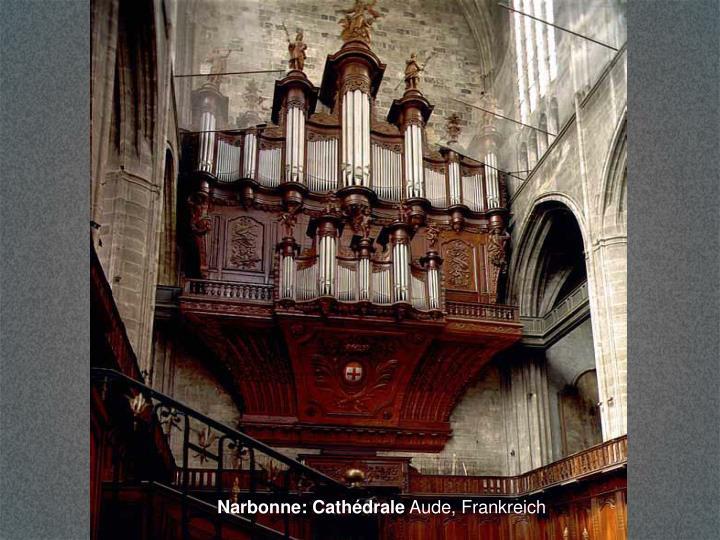 Narbonne: Cathédrale