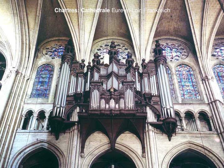 Chartres: Cathédrale