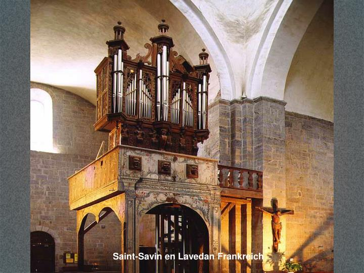 Saint-Savin en Lavedan