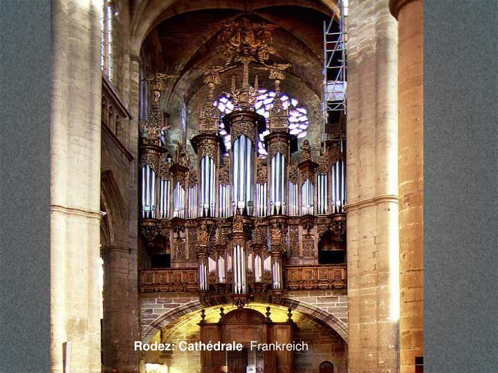 Rodez: Cathédrale