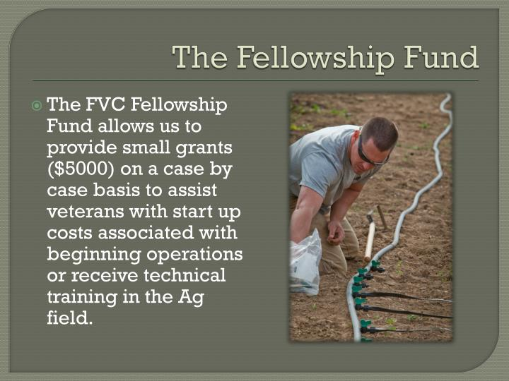 The Fellowship Fund