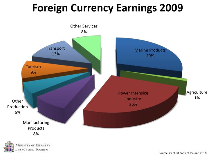 Source: Central Bank of Iceland 2010