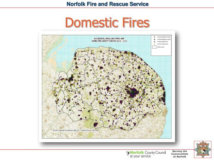 Domestic Fires