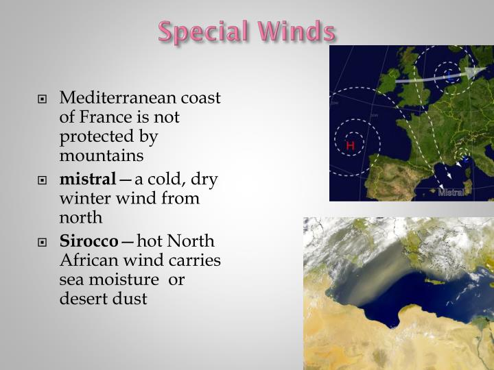 Special Winds