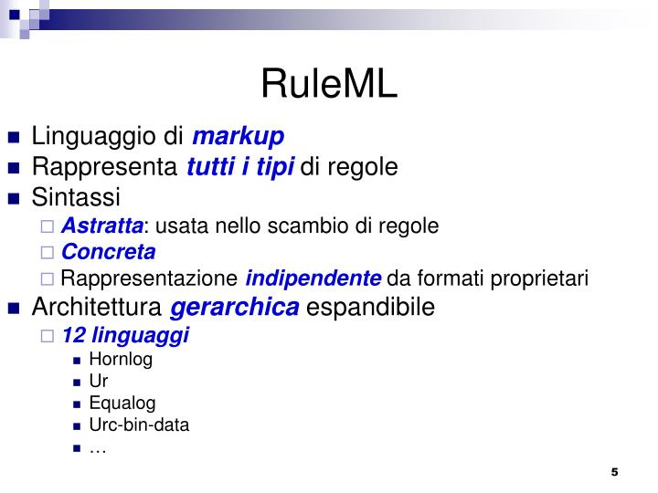 RuleML