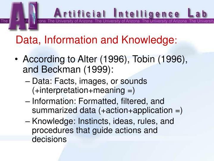 According to Alter (1996), Tobin (1996), and Beckman (1999):