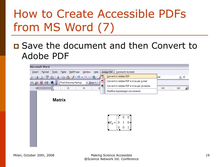 How to Create Accessible PDFs from MS Word (7)