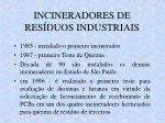 incineradores de res duos industriais1