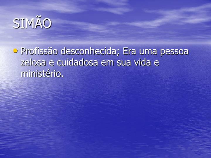 SIMÃO