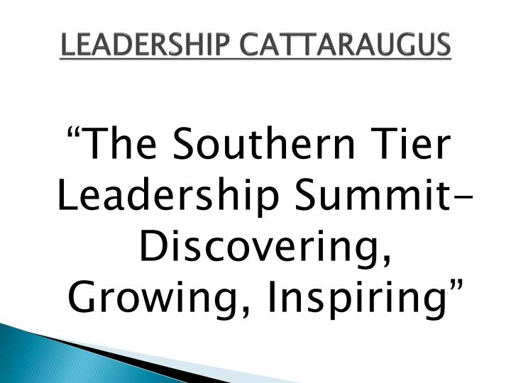 leadership cattaraugus n.