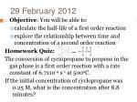 29 february 2012