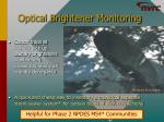 optical brightener monitoring1