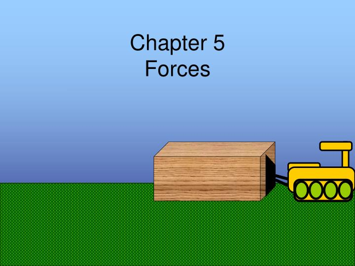 chapter 5 forces n.