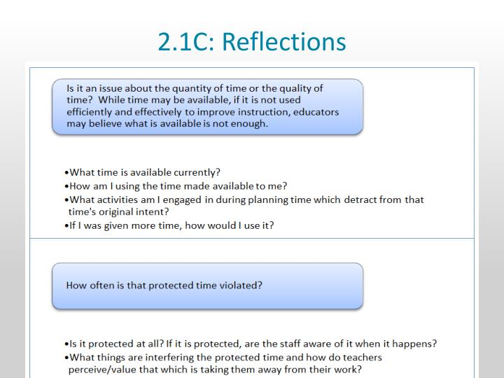 2.1C: Reflections