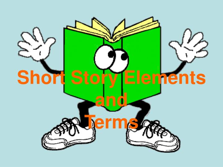 short story elements and terms n.