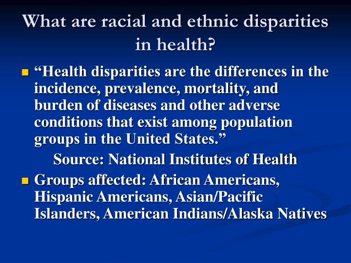 racial and ethnic disparities Suicide rates vary by race and ethnicity in 2016, the rate of suicide among american indians/alaska natives was 2139 per 100,000 and among whites it was 1815.