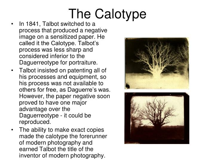 The Calotype