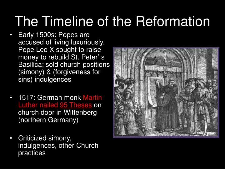 work to spark the reformation martin luther kings opposition to the church authority Ost christians have heard the names of john calvin, martin luther, john knox, and other giants of the protestant reformation in europe but there are many, reformation 500 added 2 new photos.