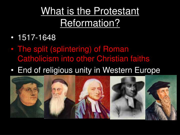 a research of the protestant reformation The reformation (more fully the protestant reformation, or the european reformation) was a schism in western christianity initiated by martin luther and continued by huldrych zwingli, john calvin and other protestant reformers in 16th-century europe.