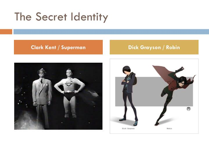 The Secret Identity