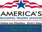 gulf coast leadership meeting august 19 21 20131