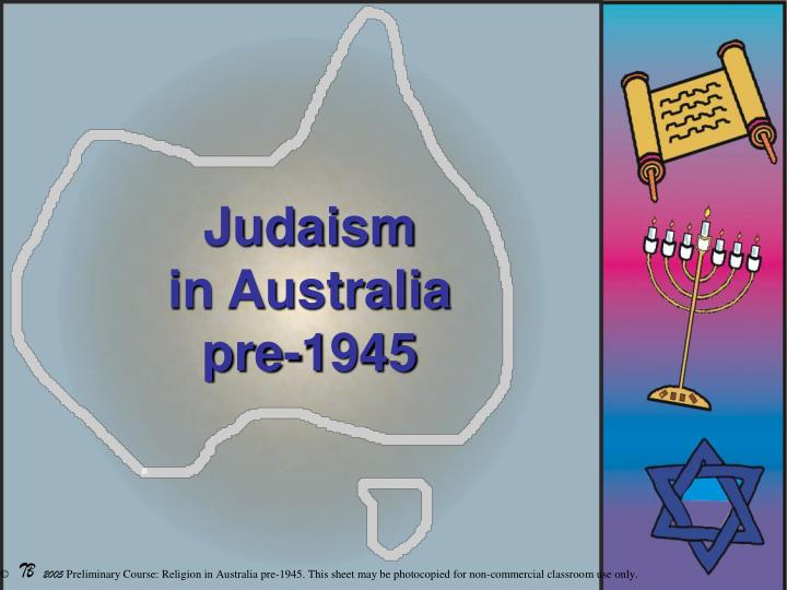 judaism in australia essay (results page 9) view and download judaism essays examples also discover topics, titles, outlines, thesis statements, and conclusions for your judaism essay.