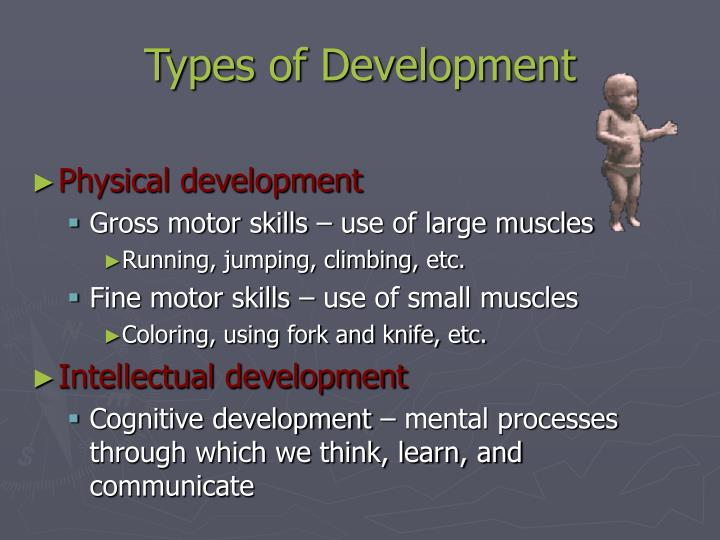 Types of Development