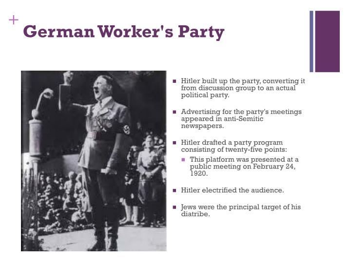 German Worker's Party
