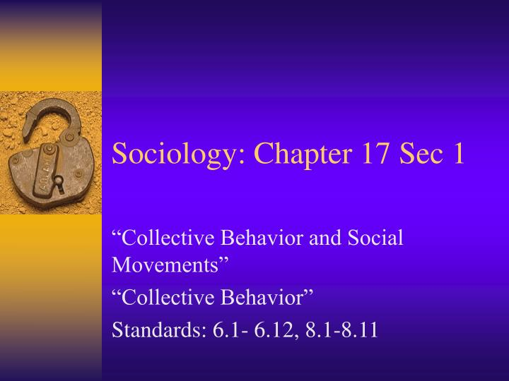 sociology chapters 1 4 Study sociology exam # 1 (chapters 1-4) flashcards at proprofs - chapters 1-4 opens a window into unfamiliar worlds and offers a fresh look at familiar ones.