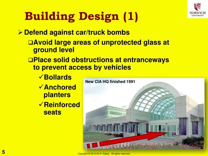 Building Design (1)
