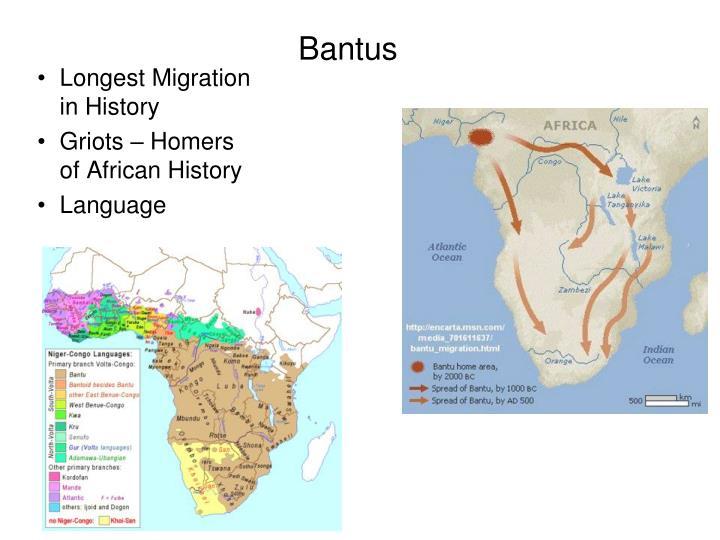 Bantus
