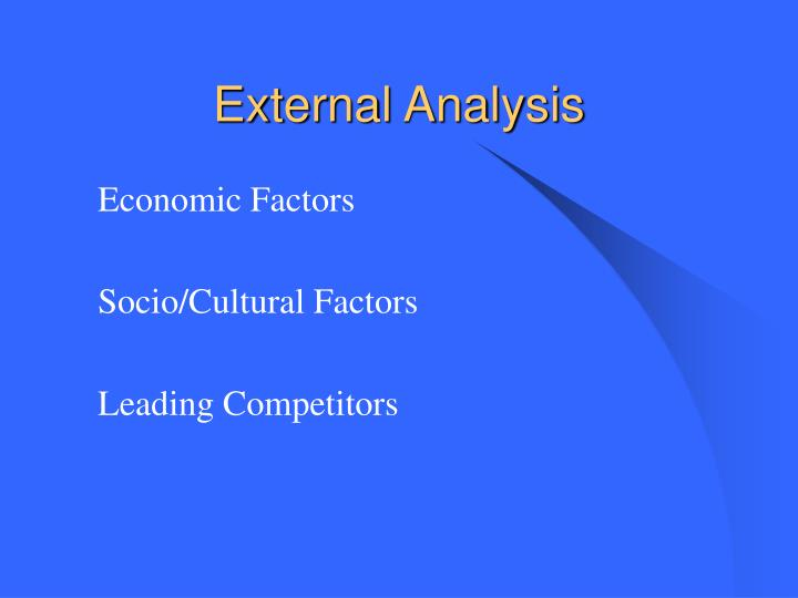 external analysis coach In this analysis we look at coach company that has successfully implemented strategies that made it to have high sales against its competitors coach inc is an american company that was founded in the year 1941 and has its headquarters in new york.