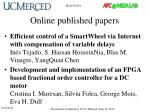 online published papers1