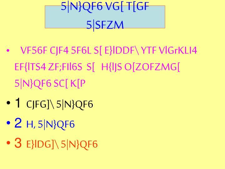 5|N}QF6 VG[ T[GF 5|SFZM