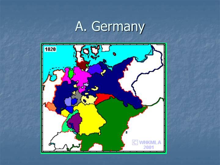 A. Germany
