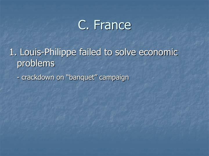 C. France