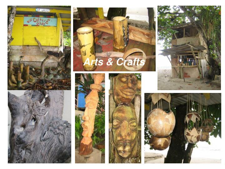 Arts & craft sales